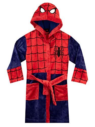 Marvel - Bata para niños - Spiderman - Rosso - 8-9 Años