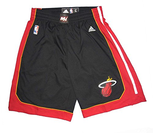 adidas Short NBA Swingman Miami Heat