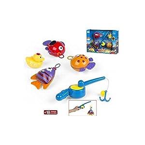 Color Baby - Juego pesca peces (42897)