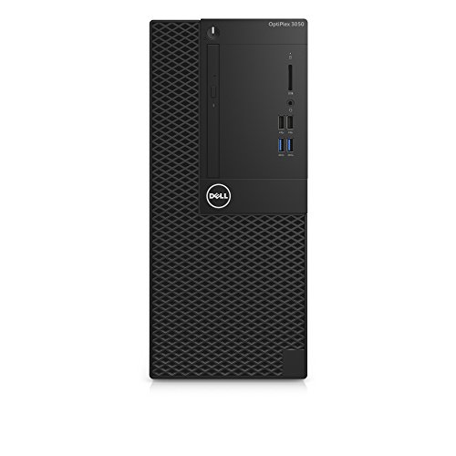 Dell Optiplex 3050 3.4 GHz i5 – 7500 Mini Tower schwarz PC