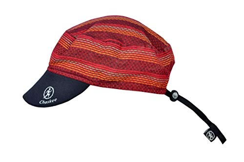 Chaskee Reversible Cap Local, One Size, rot - Reversible Cap