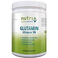 L-Glutamin Pulver 500g Ultrapure - 99,95% rein - ohne Zusatzstoffe - hergestellt in Deutschland - Fitness & Bodybuilding... preisvergleich bei fajdalomcsillapitas.eu