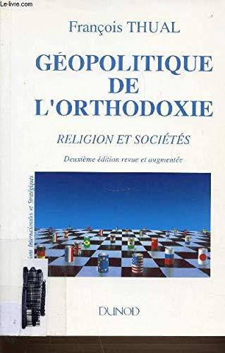 Géopolitique de l'orthodoxie