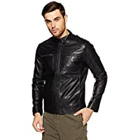 Celio Men's Jacket (3596654682930_Noir_Medium)