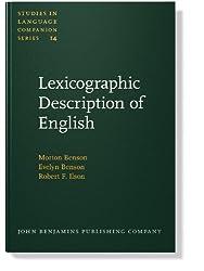 Lexicographic Description of English