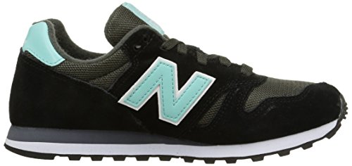 New Balance WL373 B, Baskets mode femme Multicolore