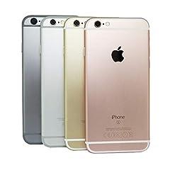 Idea Regalo - Apple iPhone 6s 64GB Grigio Siderale (Ricondizionato)