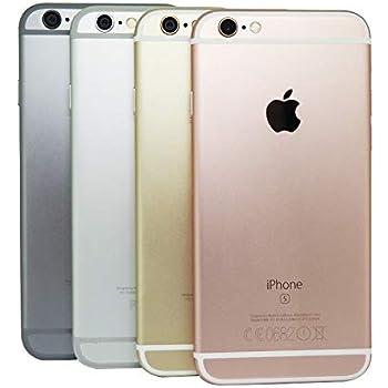 d49a28d67af Apple iPhone 6s Gris Espacial 16GB Smartphone Libre (Reacondicionado ...