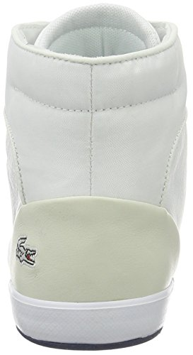 Lacoste Damen Lancelle Hi Top 316 1 High Weiß (WHT 001)