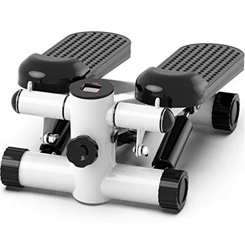 NBLYW Mini Stepper, Step Trainer Ausstattung Fitness-Trainingsgerät, Laufband für Übung, Desk Pedal Exerciser mit einzigartigem Design, Komfortable Fußpedale