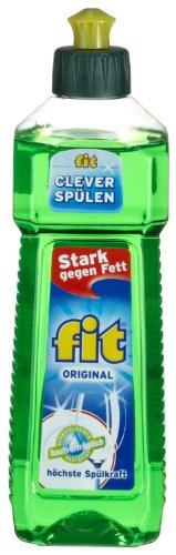 Fit Spülmittel 500ml, 24er Pack (24x500ml)