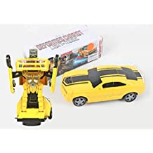 Popsugar Transformers Bumble Bee with Music