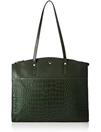 Hidesign Women's Shoulder Bag (Emerald)