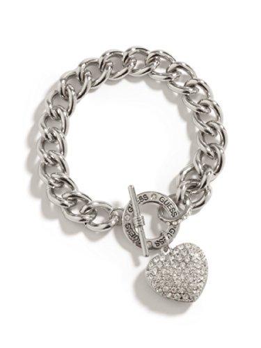 Guess-bracciale-donna-argento-con-cuore-di-strass