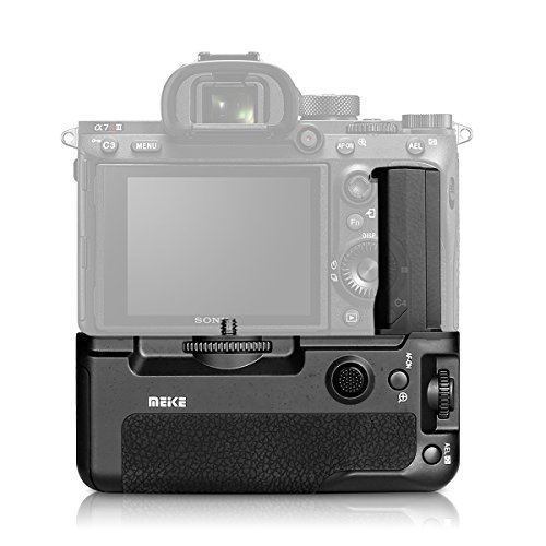 Power Battery Grip (Meike the new MK-A9 battery grip vertical-shooting double power function for Sony A9 A7riii A7iii camera)
