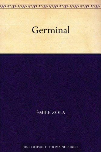 Couverture du livre Germinal