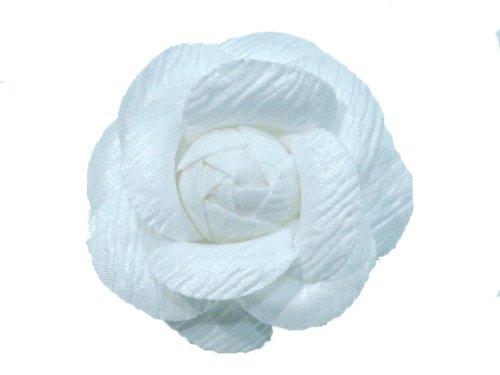 rougecaramel-pinzas-flor-o-broche-flor-camelia-diametro-5-cm-blanco
