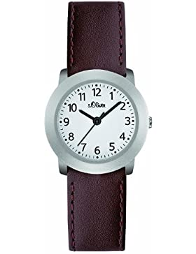s.Oliver Damen-Armbanduhr SO-2102-LQ