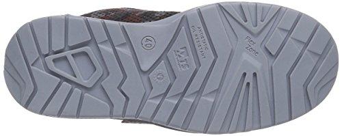 Mts Sicherheitsschuhe M-soft Douglas S1 45802, Chaussures de sécurité Mixte adulte Vert (olivgrün/camouflage)