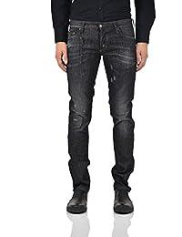 Dsquared2 SLIM Jeans Black Chain mens - Color black - Size  44 46  1403334d2fc5