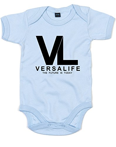 genetics-corporation-gedruckt-baby-strampler-staubige-blaue-schwarz-6-12-monate