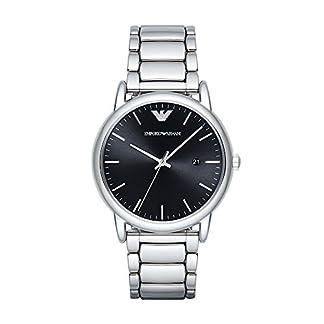 Emporio Armani Analog Black Dial Men's Watch – AR2499