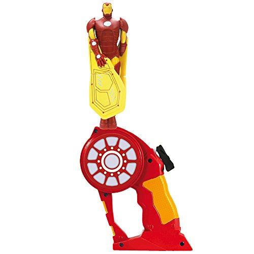 Bandai - 52.272 - Shooting Game - volanti Heroes - Iron Man