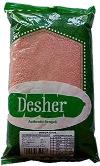 Shelly's Desher Authentic Bengali Masur Dal(1 Kg)