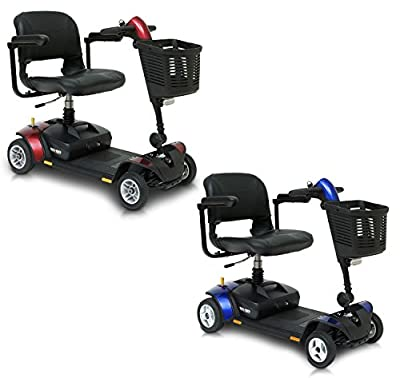 Pride Mobility Go-Go Elite Traveller LX 4 mph Mobility Scooter