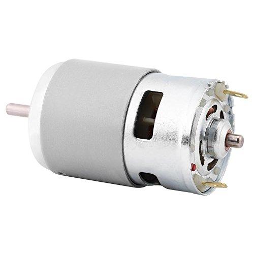 Motor Eléctrico, Acogedor DC Motor 12V sin Escobillas, Hecho de Alambre de...