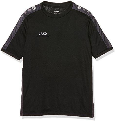 Jako T-Shirt Striker Noir/gris - Noir/Gris