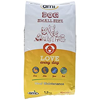 AMI Dog Small Size, 1 Pack (1 x 1.5 kg