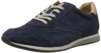Geox U Marvin A, Baskets mode homme - Bleu (Navy), 42 EU