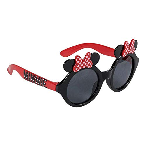 Artesania cerda gafas de sol minnie lazo occhiali da sole, nero (negro), 52 bambino