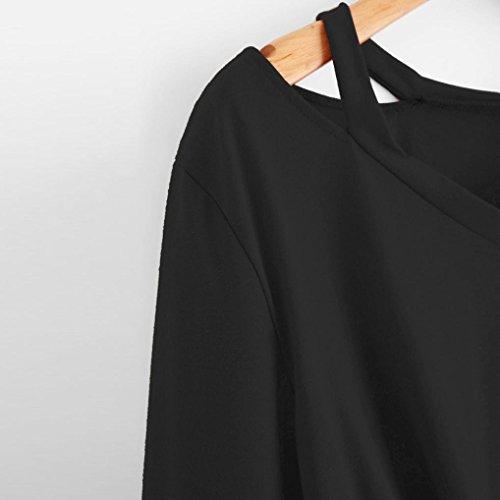 2a5a311998ec7 ... sweat shirt fille courte pull femme hiver chic FRYS mode manteau femme  grande taille vetement femme ...