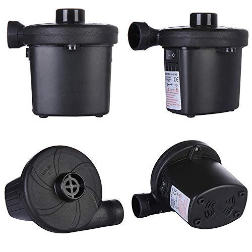 YA-Uzeun Elektrische Luftpumpe, 12 V, 220 V, Bootspumpe, Elektrische Pumpe, Gebläsepumpe Home Depot Intercom