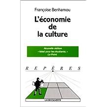 L'Economie de la culture