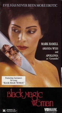 Preisvergleich Produktbild Black Magic Woman [VHS]