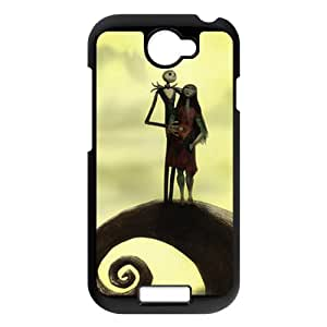 Josephine2855 The Nightmare before Christmas Snap On Hard Case for HTC ONE S