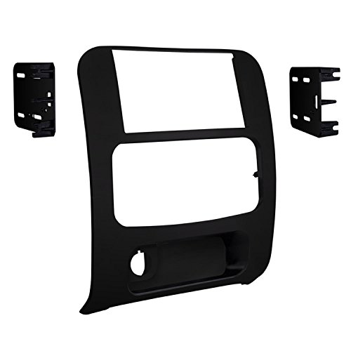 METRA 95-6524b Dash Kit für 2002-2007 Jeep Liberty (schwarz) 2006 Factory Radio