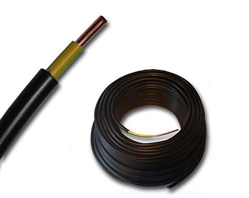 erdkabel pro meter Erdungskabel Erdkabel NYY-J 1x16mm² (laufender Meter) Preis pro Meter - bitte geben Sie einfach Ihre Wunschlänge ein