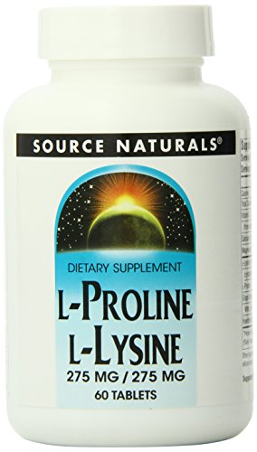 L-Proline 275 L-Lysine 275 - 60 - Tablet (L-lysine 60 Tabletten)