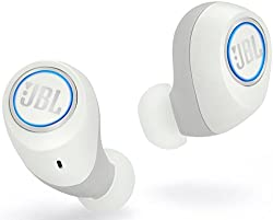 JBL Free Wireless in-Ear Headphones (White)