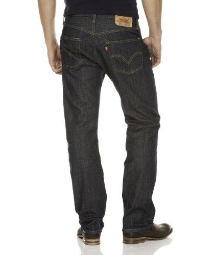 Levi's Herren Jeans 501 Original Fit Blau (Levi's Marlon 0162)