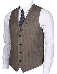 Amazon.es  Chalecos - Trajes y blazers  Ropa 5be864c2f9d0