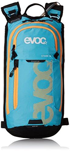 Evoc - STAGE 3l + bolsa de agua 2l - Mochila técnica - Turquesa -