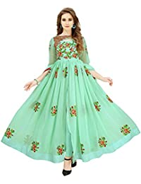 Fashion Basket Women's Salwar Suit Dress Material