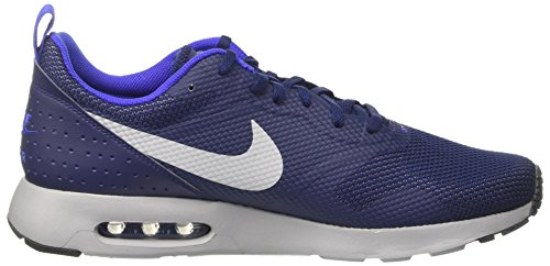 Nike  Air Max Tavas, Sneakers basses homme Bleu (Bnry Bl/wlf Gry-prmnt Bl-anthr)