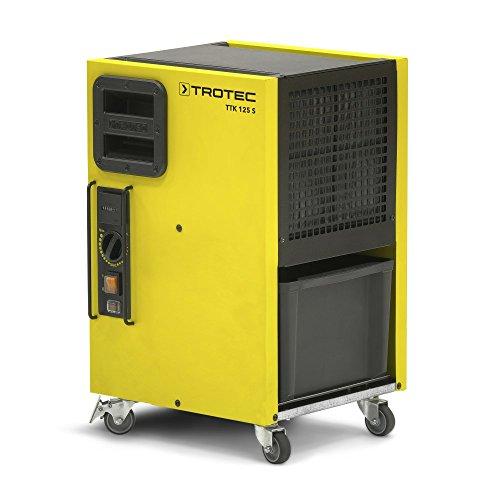 TROTEC Luftentfeuchter Bautrockner TTK 125 S (max. 32 l/24h)