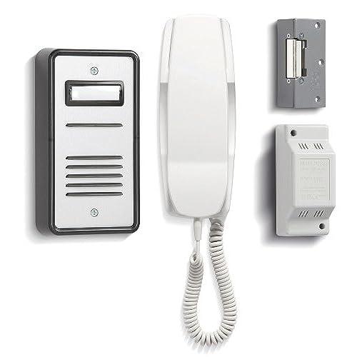 systems lcd entry kp door intercoms ntercoms solo gsm doors